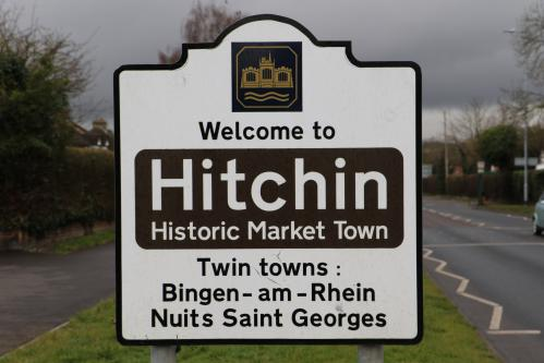 Hitchin Sign