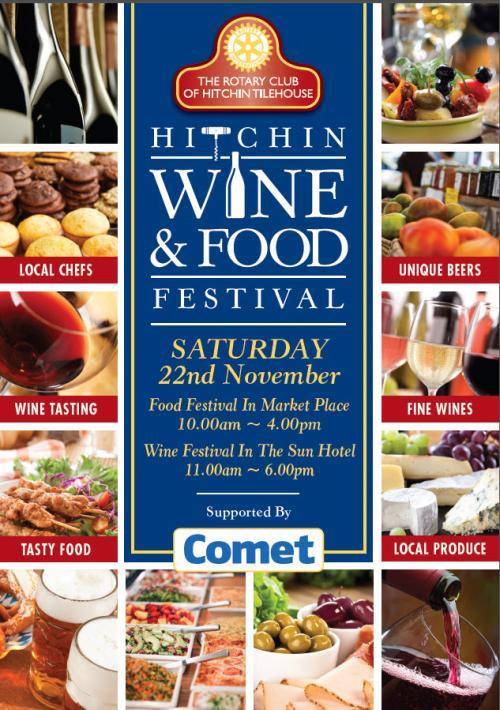 Hitchin Food Festival