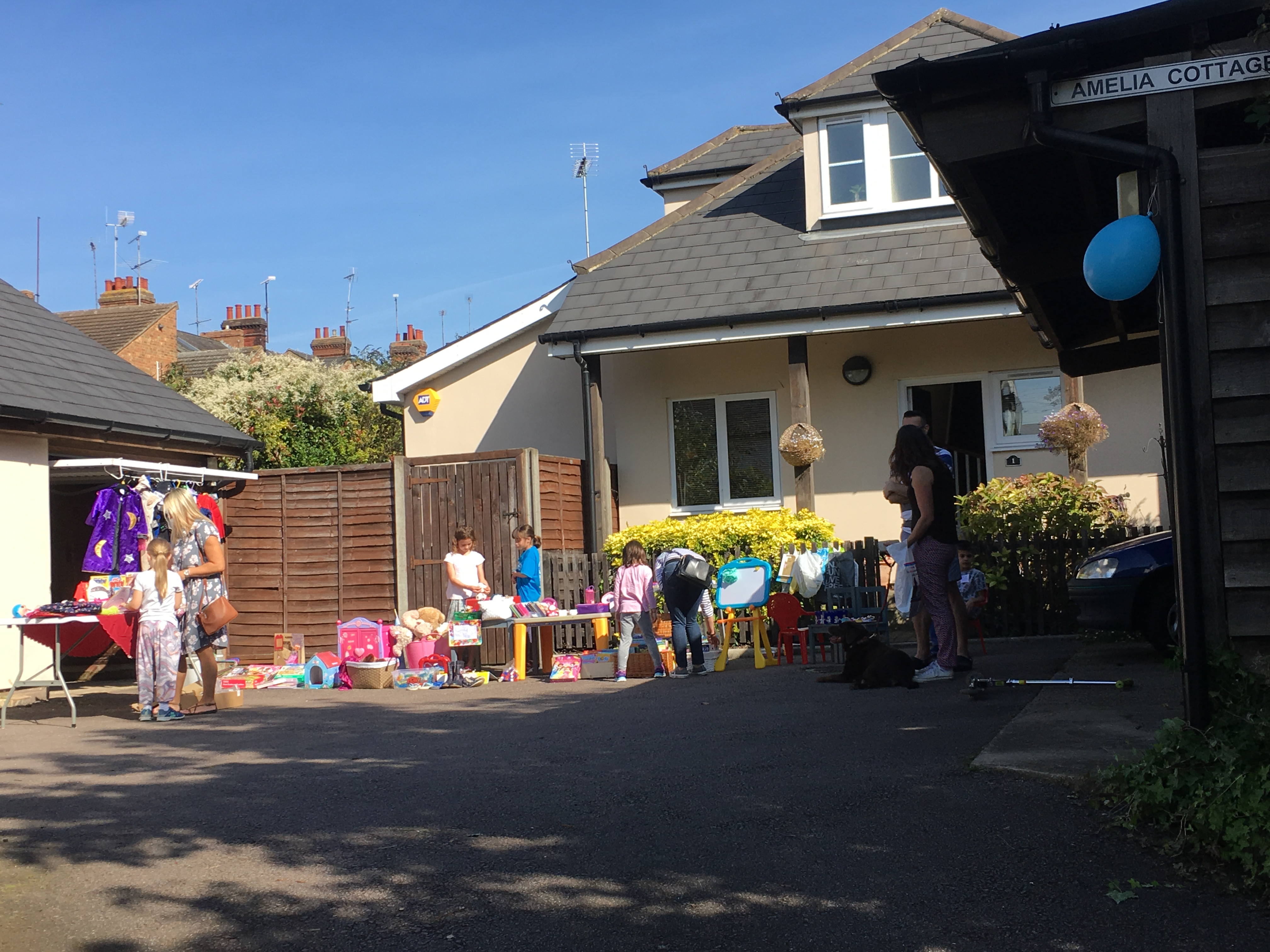 Laila's Charity Toy & Cake Sale