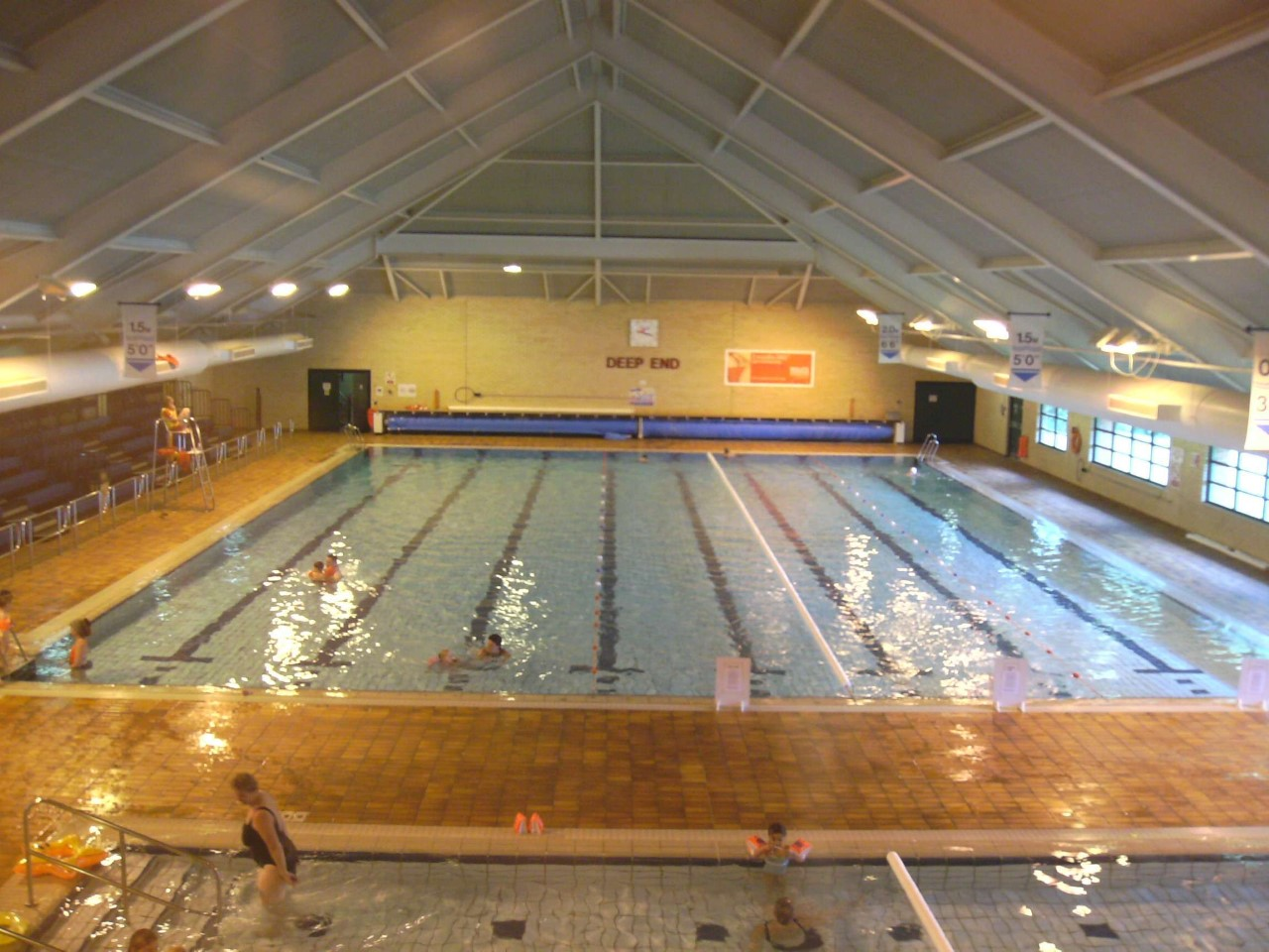 Hitchin Indoor Swimming Pool