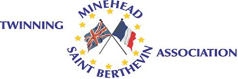 Minehead's Twinning Association logo