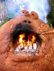 mud pizza oven