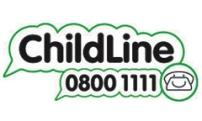 ChildLine telephone number: 0800 1111