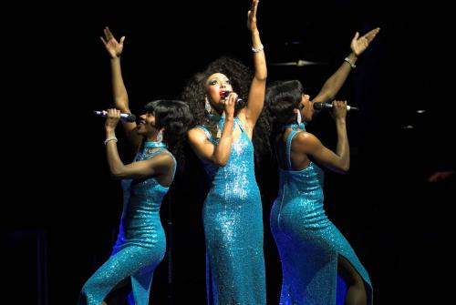 The Supremes (image from a previous production)