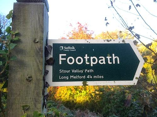 Stour Valley Footpath