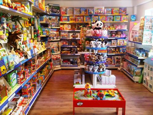 Ted's Toy Shop in Castle Donington