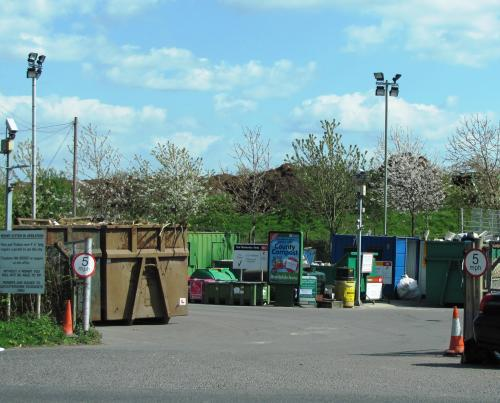 News local news local site for le67 le67 for Household waste recycling centre design