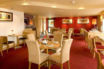 Premier Inn East Midlands Airport restaurant