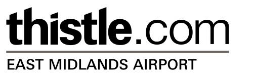 Thistle Hotel East Midlands Airport logo