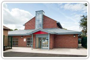 Dovecote Veterinary Hospital in Castle Donington