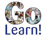 Go Learn! logo