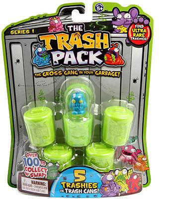 Trash Pack now in at Ted's Toy Shop