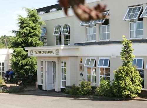 Best Western Premier Yew Lodge Hotel in Kegworth