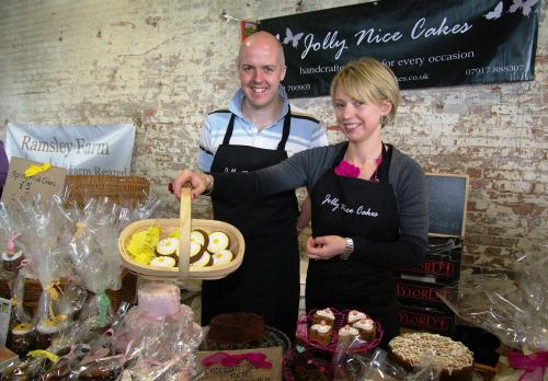 Calke Abbey Fine Food Fair