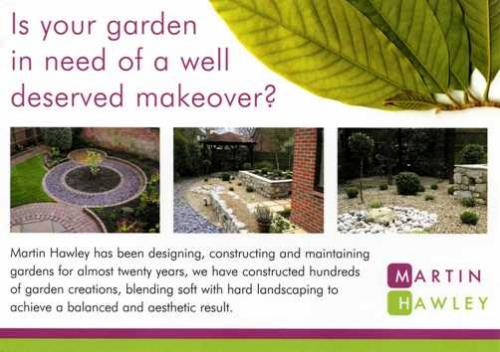 Hawley Landscape Designs Ltd in Castle Donington