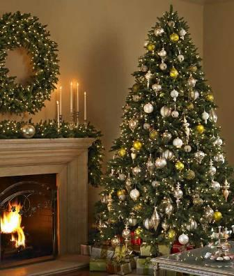 history of fake christmas trees