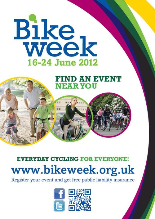 Bike Week: 16 - 24 June 2012