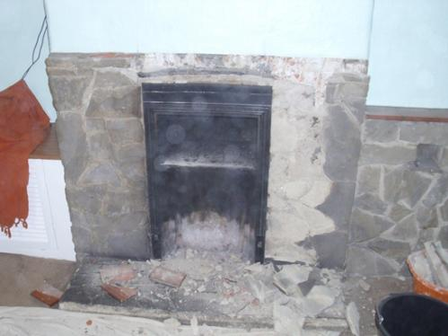 Cromwell Stoves Ltd - Before