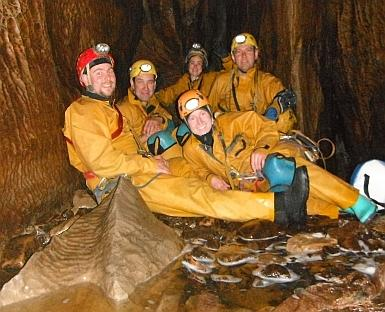 Caving & Potholing Club in Leeds / Bradford area