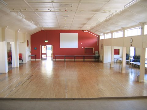 Whittington Village Hall