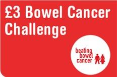 £3 Bowel Cancer Challenge