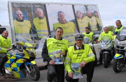 Safer Roads Humber has been awarded two prestigious road safety awards for its motorcycle campaigns, with Someone's Son receiving the Prince Michael International Road Safety Award for motorcycling and Operation Achilles also being highly commended.