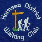Hornsea & District Walking Club Badge