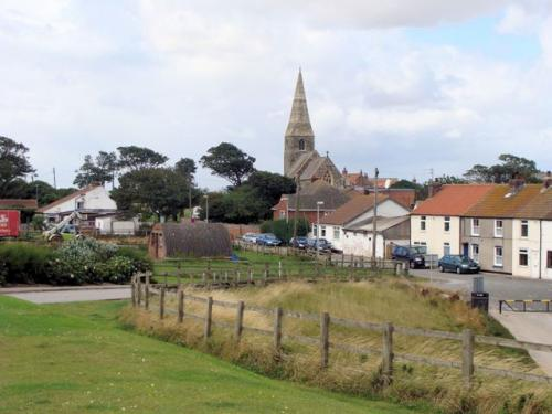 Mappleton Village, HU18