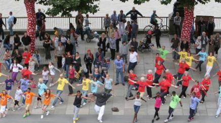Calling all dance groups - Big Dance 2012 is the UK's biggest ever celebration of dance and is taking place in Bridlington for anyone who dances, wants to dance or wants to watch dance, whatever their age.