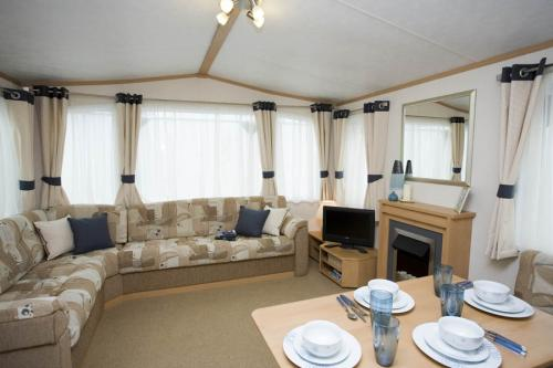 Sovereign Mobile Home Interior