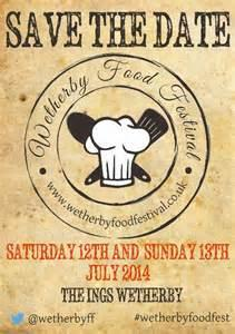 Wetherby Food Festival 2014