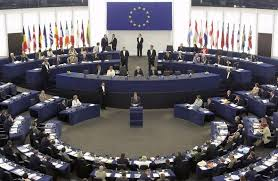 European Parliament About my Area Edward McMillan Scott