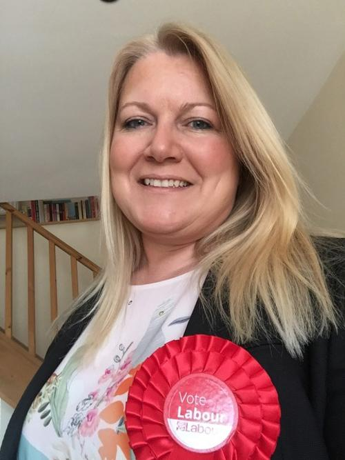 Labour's parliamentary candidate for South Northamptonshire, Sophie Johnson, will be out listening to voters later this week about the issues that matter to them ahead of next month's general election.