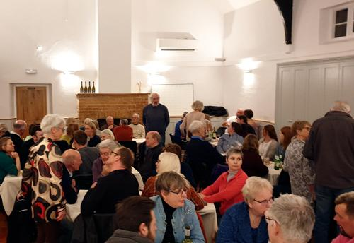 The Old School's Quiz Night. (Courtesy of Lynn Neasham.)