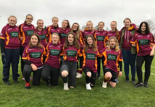 Towcester's rugby girls band together to help end Period Poverty