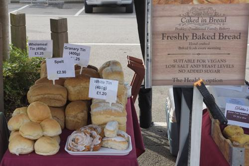 Towcester October Farmers Market