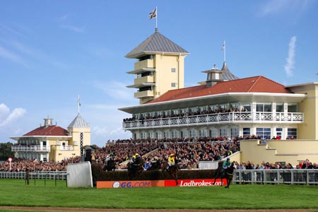 The Famous Towcester Racecourse