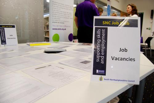 Since it started in 2010 the SNC Job Club has been held fortnightly in Brackley and Towcester and has brought nearly 400 people back into employment.