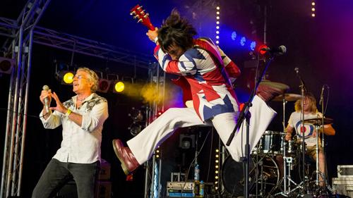 Friday night line-up announced for the annual Silverstone Classic • Top tribute bands to mark 50th anniversary of famous sixties festival • Performing the timeless hits of The Beatles, Jimi Hendrix and The Who • Early Bird tickets on sale until the end of March 2017