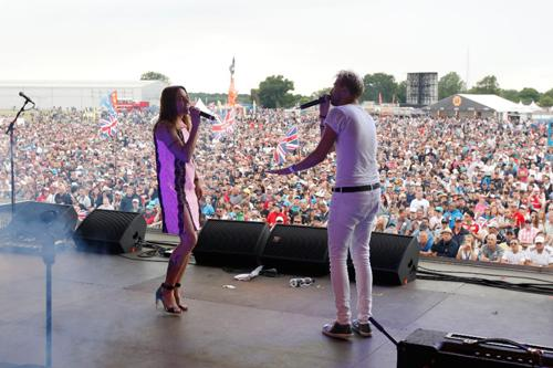 Melanie C confirmed for British Grand Prix Party on Sunday 8 July 2018