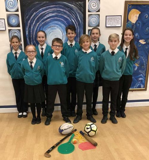 Nicholas Hawksmoor was one of only two schools in Northamptonshire and 104 schools in the country to receive the special School Games Platinum Award.