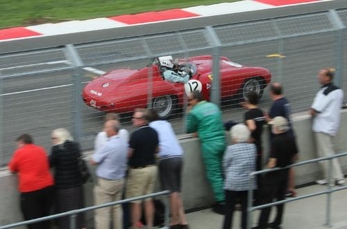 Rocking and Racing at Silverstone Classic 2012