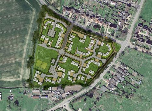 Plans for Rothersthorpe homes rejected