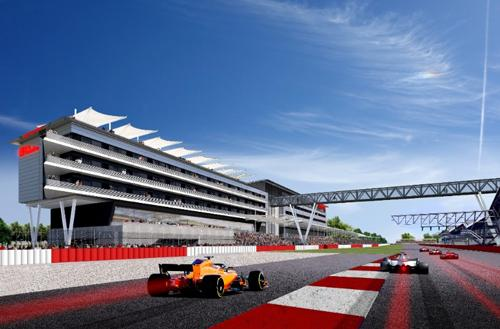 Hilton to Open First Hotel at Silverstone Circuit