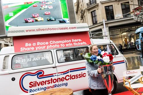 Super Early Bird tickets offer significant savings • New-look website goes live today! • Fun-fuelled festival roars into central London  • Special display to wow 500,000+ visitors at Regent Street Motor Show