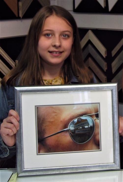 The Rotary Club of Towcester is absolutely delighted to announce that Ruby Landymore of Nicholas Hawksmoor School was awarded First Prize in the District Young Photographer's competition 2017.