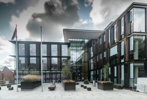 Northamptonshire County Council, advised by PwC, have accepted a sale and leaseback of its One Angel Square headquarters to Canada Life Investments for £64m.