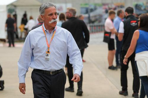 Chase Carey, Chairman and CEO of Formula 1, said: