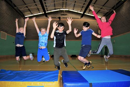 a professional group of activity leaders whose job is to do just that. And what's more the feedback from children of all ages is that they look forward to coming to the sessions and thoroughly enjoy themselves while there.