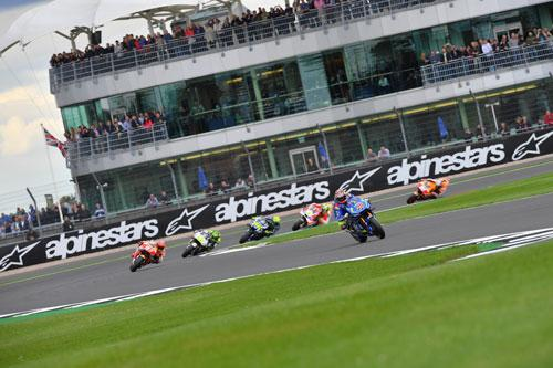 British GP to remain at the iconic British venue